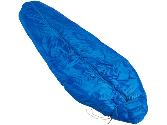 VAUDE Altmann 550 Syn Sac de couchage, blue